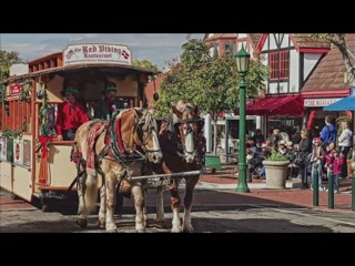 Family Fun in Solvang & the Santa Ynez Valley