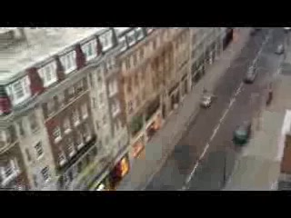 View froma Millennium Hotel London Knightsbridge