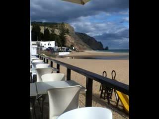 Luz, Portugal: Panoramic vid!
