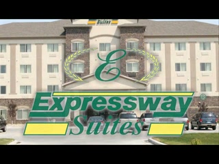 Expressway Suites of Fargo: Comfort at last!