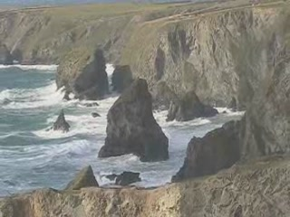 Carnewas and Bedruthan Steps: Watergate Bay and Bedruthan Steps