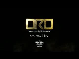 ORO Nightclub - Hard Rock Hotel & Casino Punta Cana
