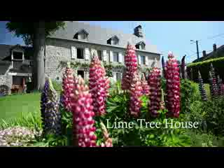 Limosino, Francia: Villa Films - Lime Tree House - France