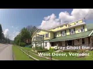 A walking tour through the Gray Ghost Inn Summer Time