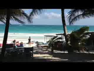 Be Tulum Hotel: View of the beach