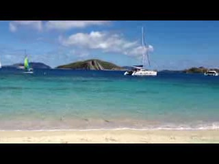 Peter Island Resort and Spa: The beautiful beach