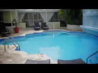 Island Inn Hotel: Video of Island Inn
