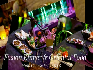 Mezze Bar - Lounge tapas bar & restaurant - Siem Reap