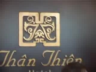 Than Thien Hotel - Friendly Hotel: Video of Than Thien Friendly Hotel