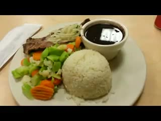 La Parrilla Rotisserie & Grill: portions are awesome