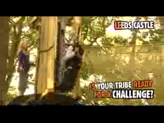 Go Ape at Leeds Castle: Go Ape Leeds Castle