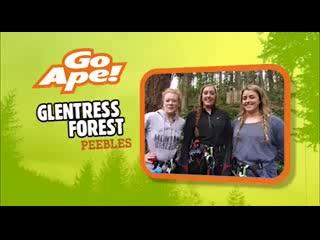 Go Ape at Peebles, Glentress: Go Ape Peebles