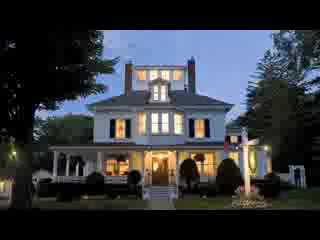 Maine Stay Inn and Cottages: Maine Stay Inn Video