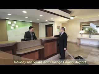 Holiday Inn Santa Ana-Orange County Airport : Holiday Inn Santa Ana - Orange County Airport