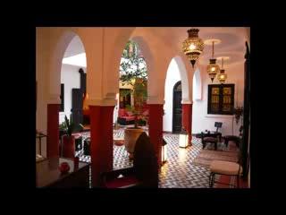 Riad les Rêves d'Amélie, marrakech