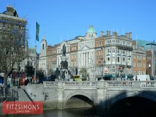 Fitzsimons Hotel Temple Bar Dublin