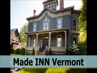 Made INN Vermont, an Urban-Chic Bed and Breakfast : Made INN Vermont