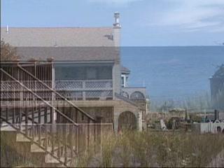 Corsair and Cross Rip Oceanfront: Fall Wedding