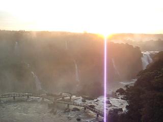 Foz do Iguacu, PR : Iguazu Falls - Brazilian side