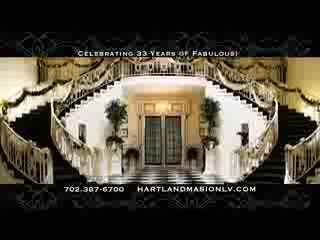 Hartland Mansion commercial