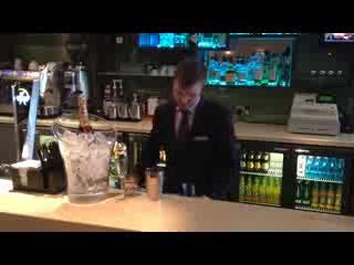 دبل تري باي هيلتون هوتل شيفيلد بارك: Lounge Bar -
