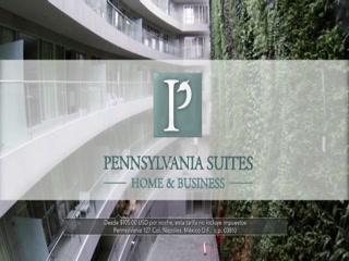 Pennsylvania Suites HOME & BUSINESS