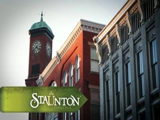 สทอนตัน, เวอร์จิเนีย: Staunton: Love the Local Vibe