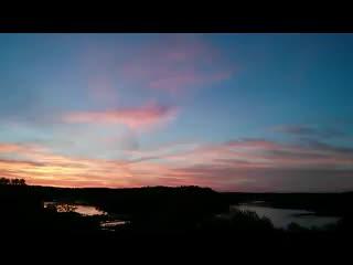 Sunrise at Edgewater Resort at Taylorsville Lake