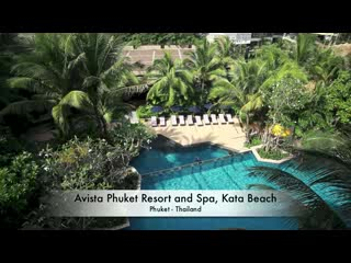 Novotel Phuket Kata Avista Resort and Spa : Avista Phuker Resort and Spa, Kata Beach