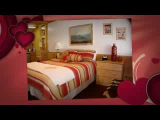 Heavenly Valley Lodge Bed & Breakfast: One of our favorite rooms - Lovers Getaway