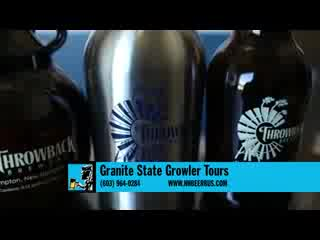 Granite State Growler Tours - Brewery tours