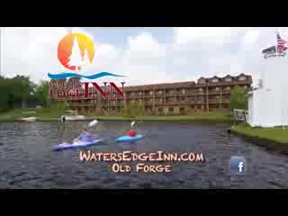 Water's Edge Inn 2013 Commercial