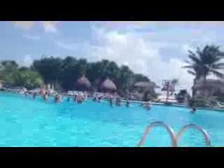 Grand Bahia Principe Tulum : Aerobics