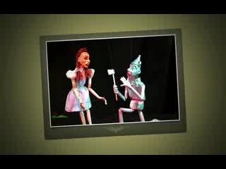 Lancaster Marionette Theatre : The Wizard of OZ promo video