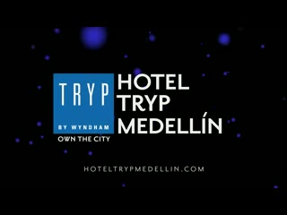 Tryp Medellin: Hotel TRYP Medellín