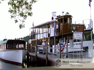 Skaneateles Lake Cruises - Mid-Lakes Navigation