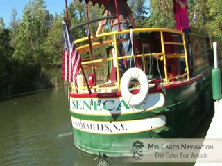 Canal Boat Rentals