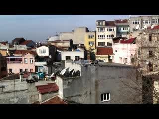 Ottoman Hotel Park : Top Floor Terrace