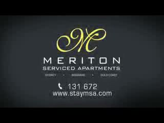 Meriton Serviced Apartments Kent Street: Free Wi-Fi*