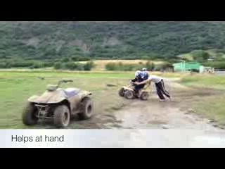 Madog Quads: A short video of our experience