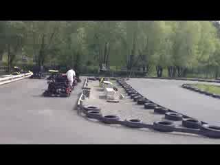 Belle Acres Recreation: Go karts in Williams Lake