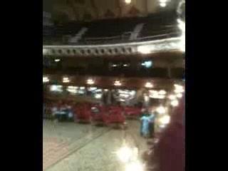 The Blackpool Tower Ballroom: tower ballroom