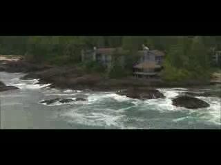Wickaninnish Inn and The Pointe Restaurant: Wickaninnish Inn Aerial