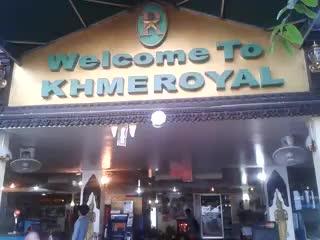 Khmeroyal Hotel & Restaurant