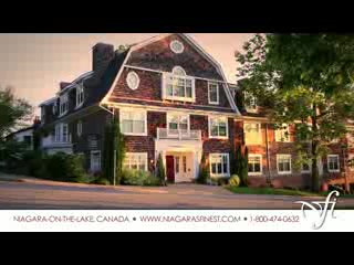 Discover Niagara-on-the-Lake and Harbour House