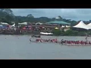De Palma Waterfront Kuching: Sarawak Regatta Semi-finals for team of 30