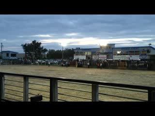 The Kissimmee Sports Arena Rodeo: Ride em Cowboy