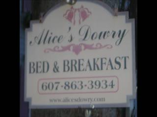 Cincinnatus, NY: Alice's Dowry