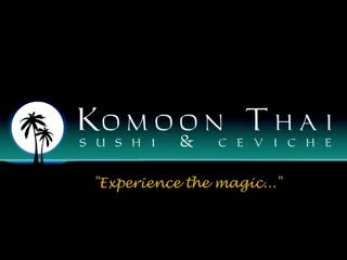 Komoon Thai Sushi & Ceviche: Komoon Naples Commercial