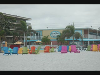 Wind and Waves at Plaza Beach Resorts